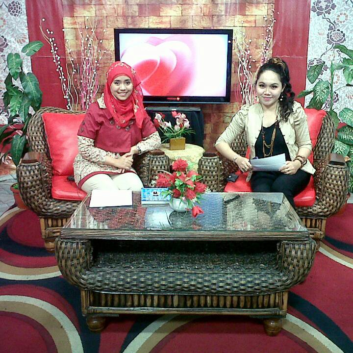 Kegiatan Talk Show di Harmoni Keluarga, Tepian TV Samarinda